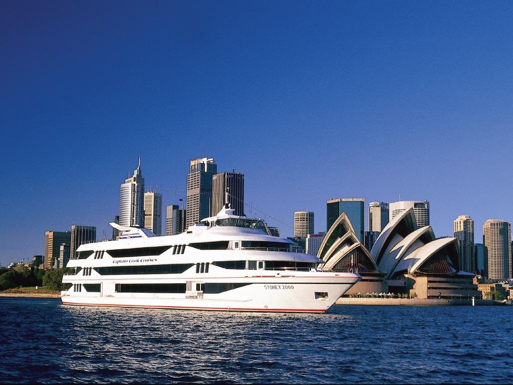 Sydney Architecture Walking Tour