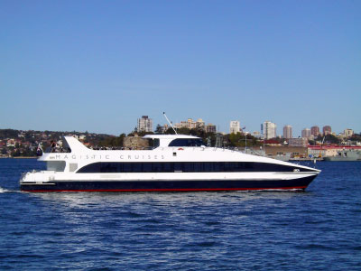 Majistic Cruise on Sydney Harbour