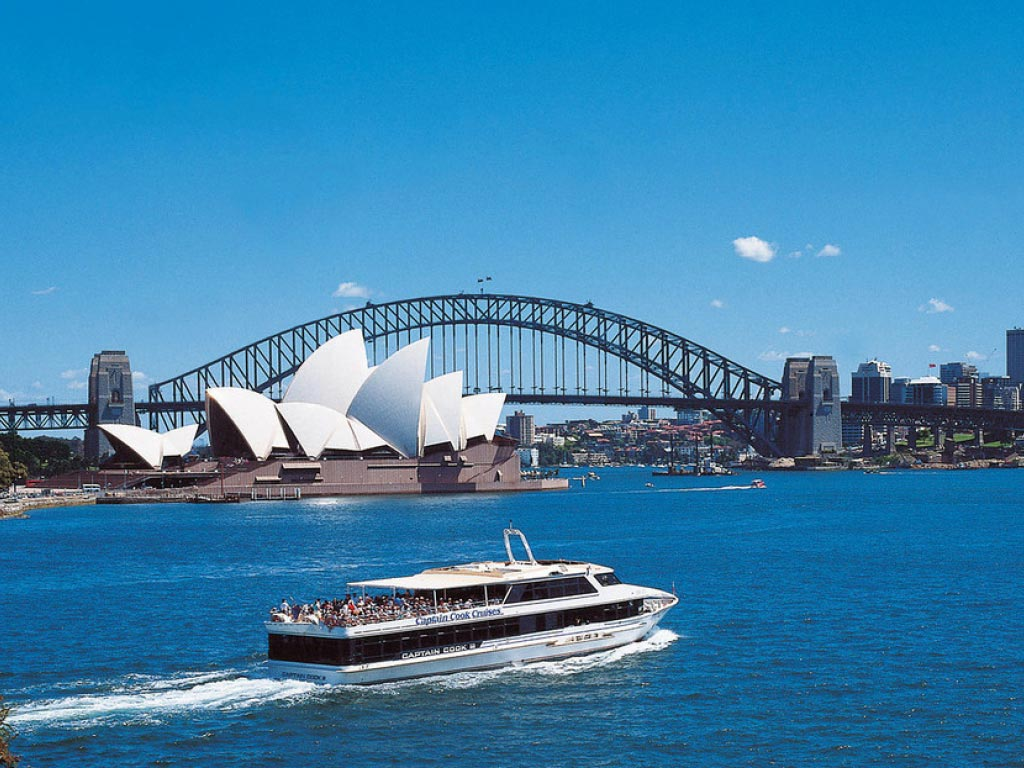 Time and date in Sydney in Sydney