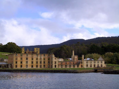 Carnarvon Bay and Port Arthur