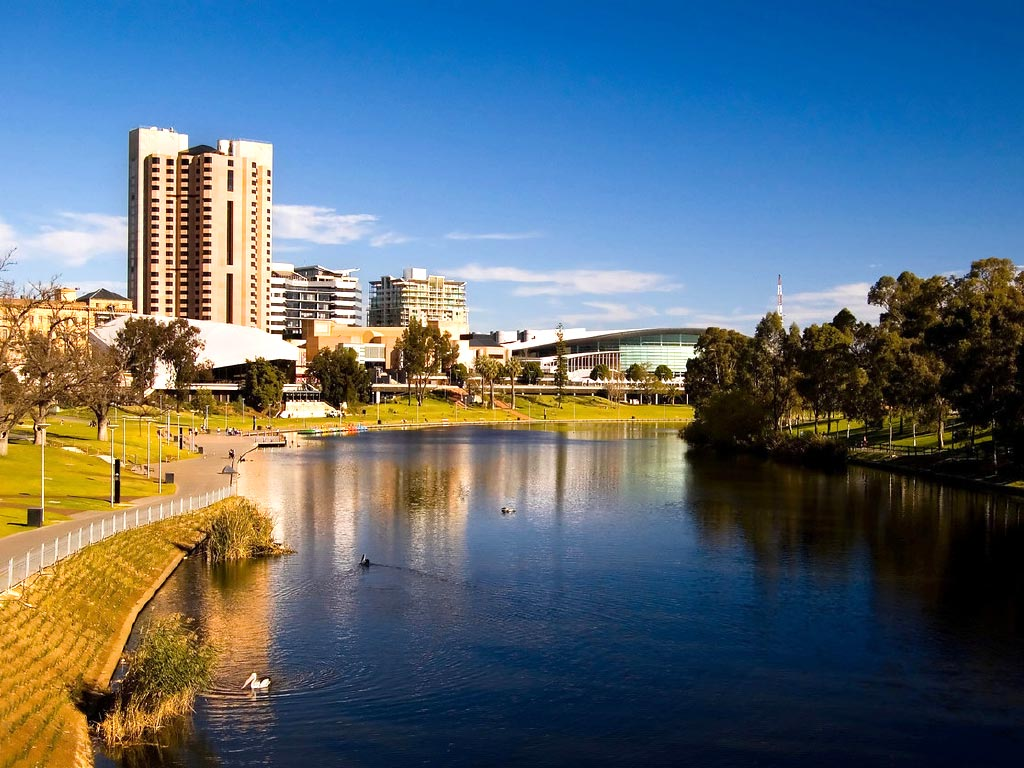 Adelaide City Tour With River Cruise Gray Line