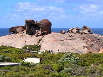 Boardwalk to the Remarkable Rocks