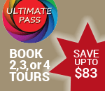 Ultimate Pass Adelaide tour packages