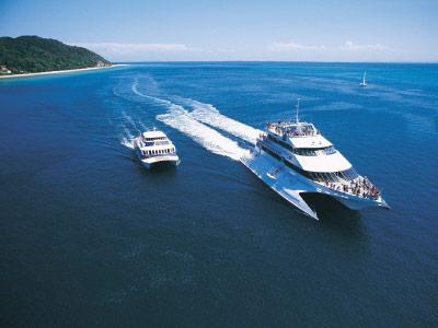 Tangalooma Day Cruise