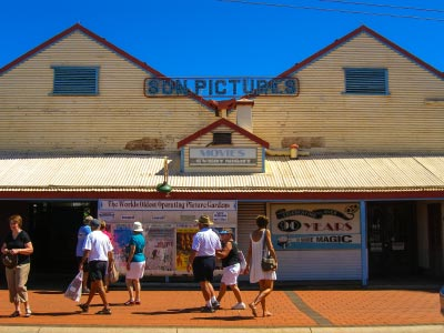 Sun Pictures building, Broome