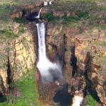 Waterfall at Kakadu National Park