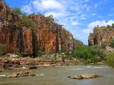 Stunning Pool - Katherine Gorge Day Tour