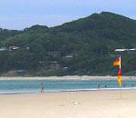 Beach at Byron Bay