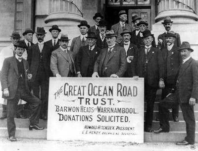 Great Ocean Road Trust historic image