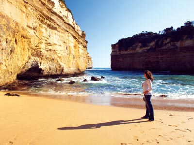 Loch Ard Gorge on Great Ocean Road tour