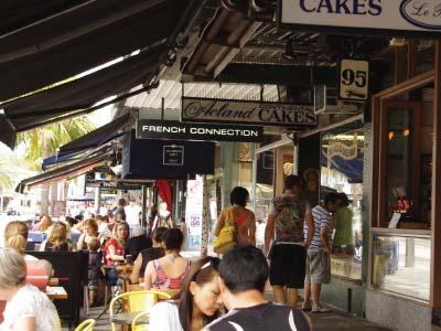 Cake Shop Bay Street Brighton