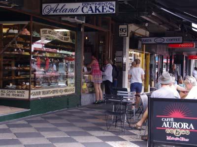 Cake Shops Brighton Melbourne