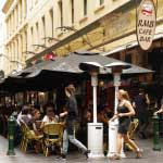 Degraves Street on arcades and laneways guided walk