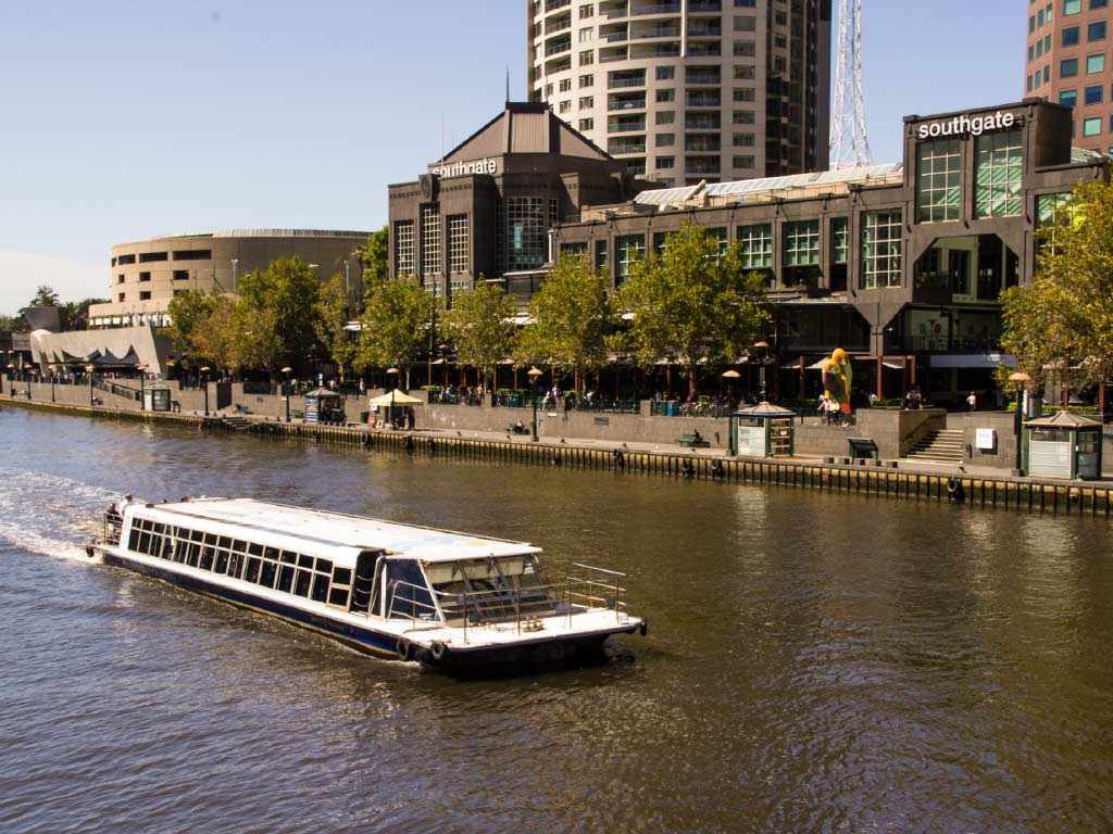 Melbourne Highlights Tour With River Cruise And Lunch Gray Line