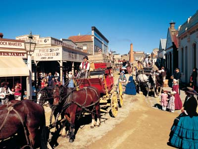 Sovereign Hill Tour