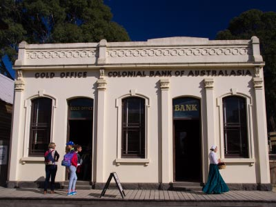 Sovereign Hill in Ballarat