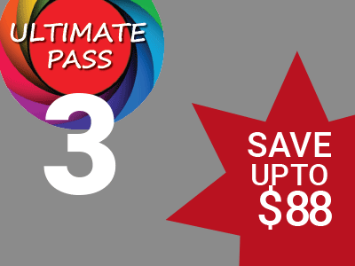 Melbourne Ultimate Pass 3 tour package