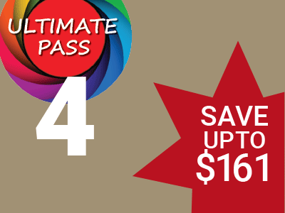Melbourne Ultimate Pass 4 tour package