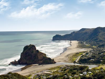 Piha Beach New Zealand