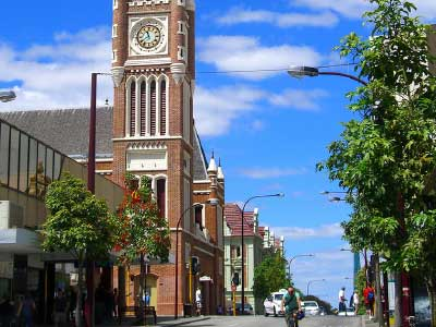 Fremantle Main Street, Perth City Tour