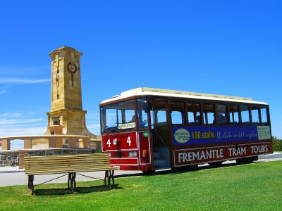 Fremantle Tram Tour