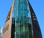 a section of the swan bell tower in perth