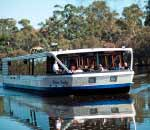 Swan River cruise boat Swan Valley, Perth