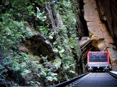 Blue Mountains Scenic Railway