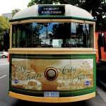 Hobart Explorer Tram