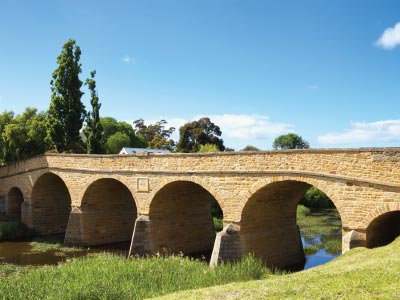 Richmond Bridge, Hobart Highlights Day Tour