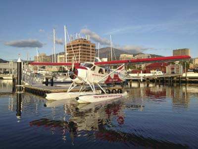 Tasmanian Air Adventure Sea Plane