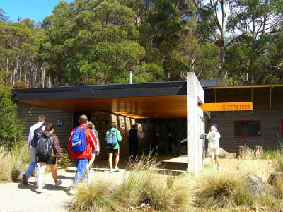 Russell Falls Visitor Centre