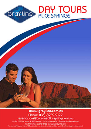 Gray Line Alice Springs Brochure